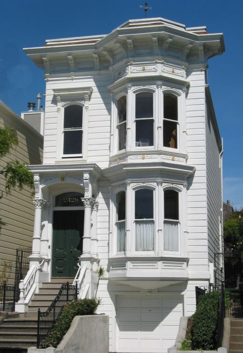 italianate style house ianberke architectural styles of san francisco 12797