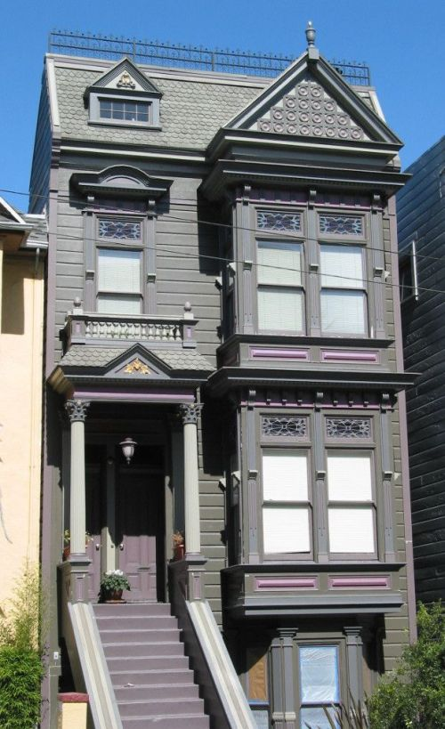 Ianberkecom Architectural styles of San Francisco Italiante Flat